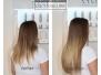 Haarverlängerung / -Verdichtung