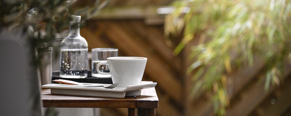 ein guter Kaffee